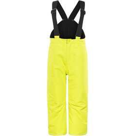 Color Kids Runderland Padded Pants Kids Neon Yellow